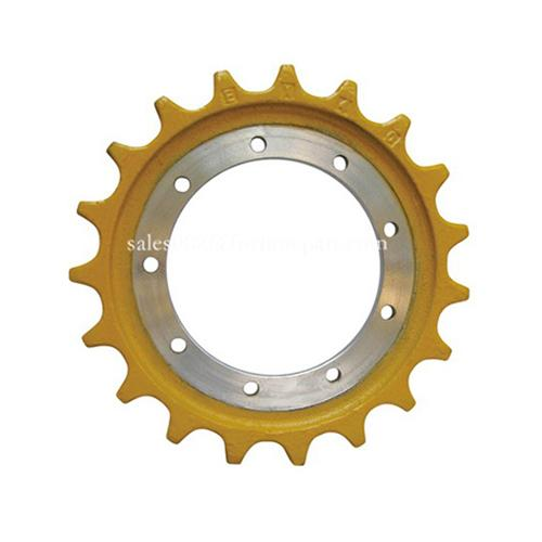 JCB excavator sprocket