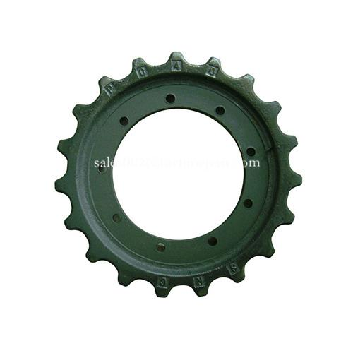 Hitachi mini excavator drive gear sprocket